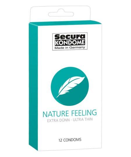 Secura Kondome Nature Feeling Ultra Thin x12 Condoms Ultra Thin