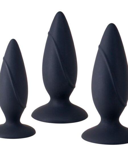 Essence Anal Training Set Butt Plug Kits