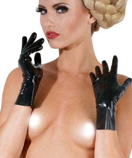 The Latex Gloves Female