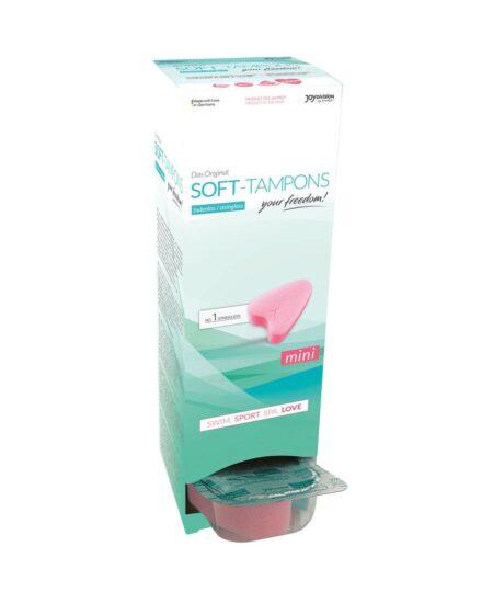 Soft Tampons Mini 10pcs Personal Hygiene
