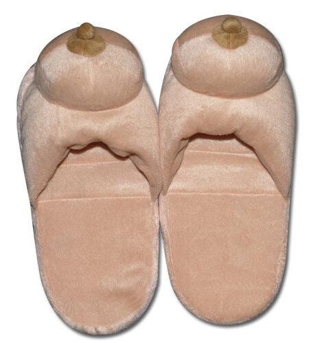 Boob Slippers Novelties