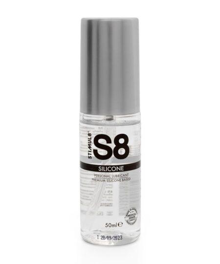S8 Premium Silicone Lube 50ml Lubricants and Oils