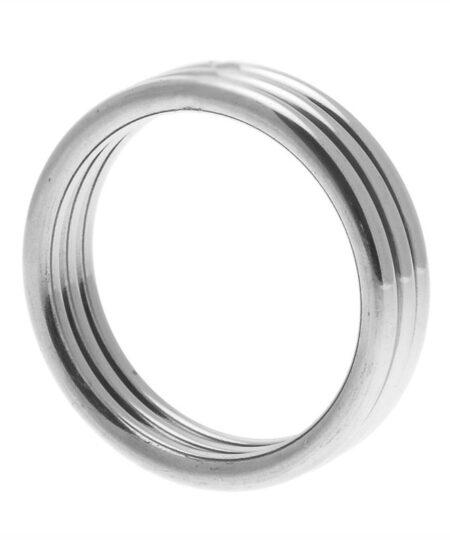 Echo Stainless Steel Triple Cock Ring ML Bondage Cock Rings