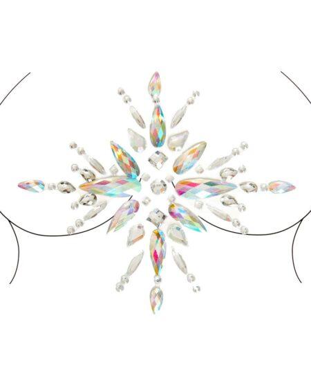 Soleil Body Jewels Sticker BODY002 Body Jewellery