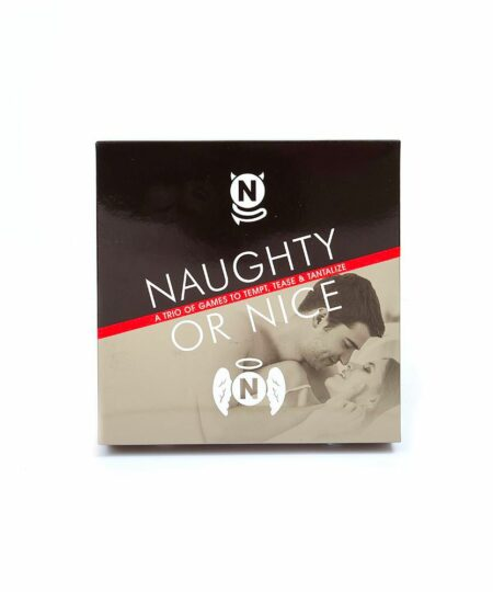 Naughty Or Nice A Trio Of Games To Tempt, Tease And Tantalize Games