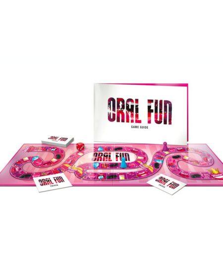 Oral Fun Board Game Games