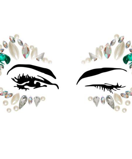 Arista Eye Jewels Sticker EYE001 Body Jewellery