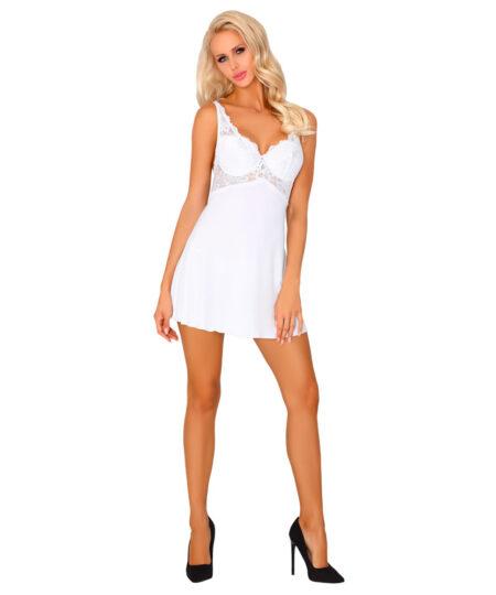 Corsetti Ellenin White Dress Dresses and Chemises