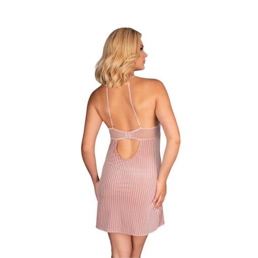 Corsetti Thorjako Nightdress And Thong Pink Dresses and Chemises 2