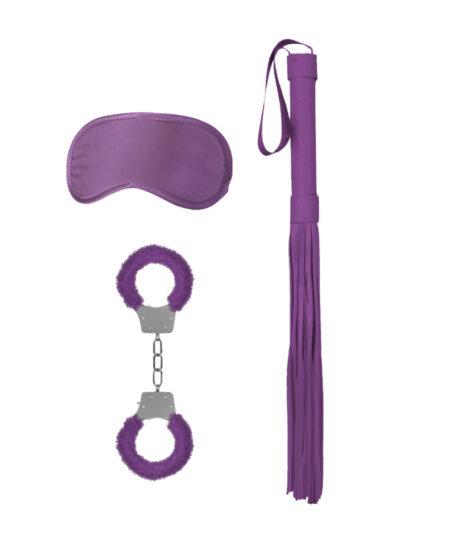 Ouch Introductory Purple Bondage Kit 1 Bondage Kits