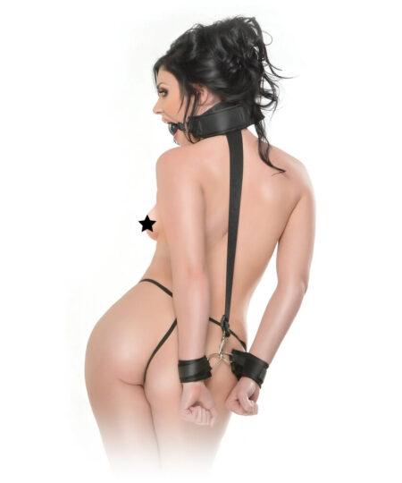 Fetish Fantasy Series  Gag And Wrist Restraint Fetish Fantasy Series