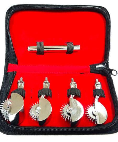 Rouge 4 Pinwheel Set Medical Instruments