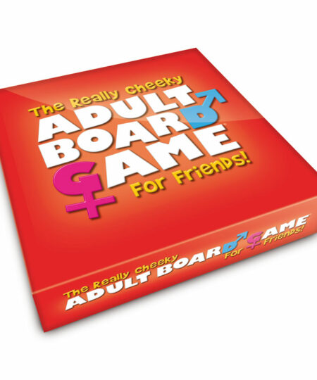 The Really Cheeky Adult Board Game For Friends Games