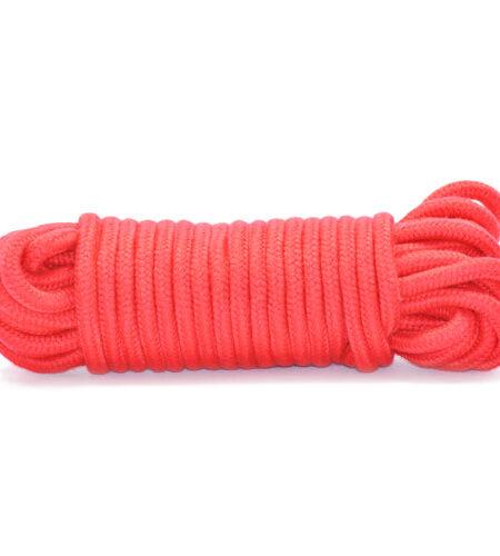 10 Meters Red Bondage Rope Restraints