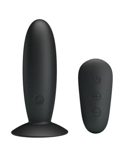 Mr Play Remote Control Vibrating Anal Plug Vibrating Buttplug