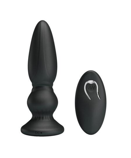Mr Play Powerful Vibrating Anal Plug Vibrating Buttplug
