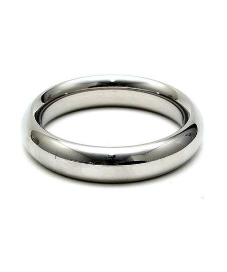 Metal Donut Cock Ring Bondage Cock Rings