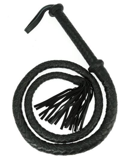Long Arabian Whip Black Whips